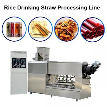Good price plastic biodegradable straw extruders price for drinking straw machine