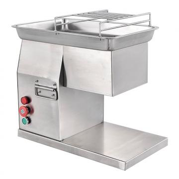 Industrial Kitchen Equipment Automatic Frozen Meat Slicer