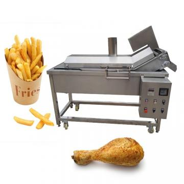 Automatic Donut Fryer Donut Deep Fryer Machine