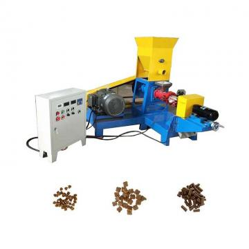 Small Floating Fish Feed Pellet Machine Fish Feed Extruder