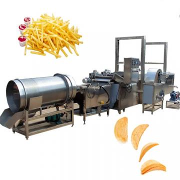 50/100/150/200/300 Kg Automatic Potato Chips Production Line